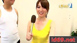 Japanese AV pretty Model