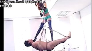 FUCK Glans Torture And Strap-on Dildo Sister Geki 10 Paradise Man M!!