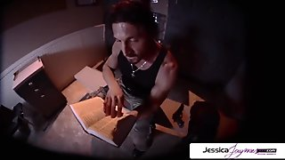 JessicaJaymes- Perfec threesome whit Jessica Chloe and Tommy