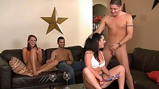 Sophie Dee and Tori Black - The Game Hits America E01