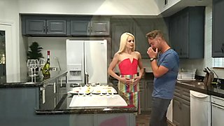 Elsa Jean fucks better than she cooks