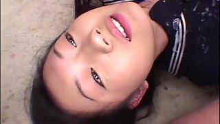 innocent japanese student Gangbang - Japanese Bukkake Orgy