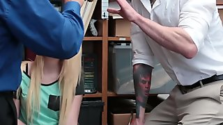 Hot Teen Fucked and Dad Watch