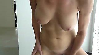Sexy swedish blond Milf