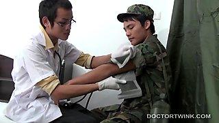 Medizinisch fetisch jung albert und william