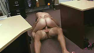Cuban Bitch Gets Fucked Hard