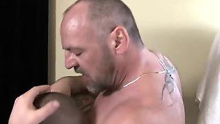 Logan McCree and Mr. Big fucking