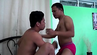 Piss Play With Straight Boy