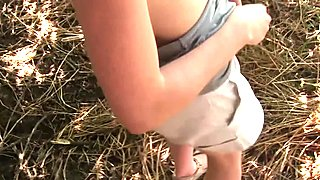 Public POV Cock Worship and Doggystyle Under the Mulberry Tree by Sylvia C.