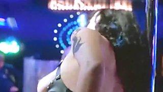 Jennifer Tilly Pole Dance Scene In Dancing At The Blue Iguana Movie
