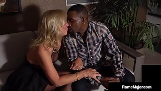 Hot Granny Presley St Claire Gets Mature Muff Stuffed By Rome Major's BBC!