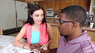 Lana Rhoades takes BBC
