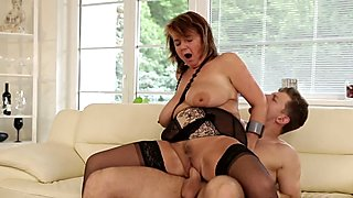Yahra & Michael Fly  in Flirting With A sexy Man - DogHouseDigital