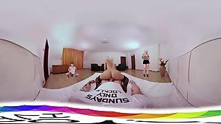 [HOLIVR 360VR] Virtual Sex Game 2 : Naughty Spartan_WWW.HOLIVR.COM